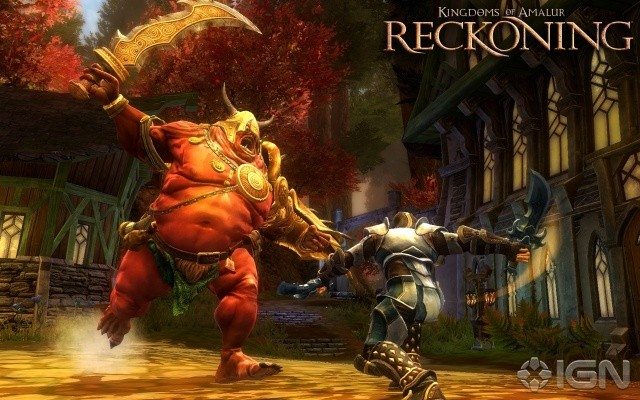 Immagine Kingdoms of Amalur: Reckoning, primi 30 minuti di gioco