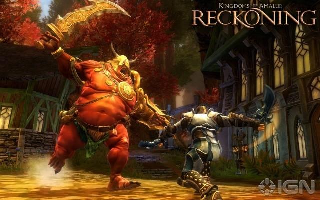 Immagine Kingdoms of Amalur: Reckoning, primi 30 minuti di gioco