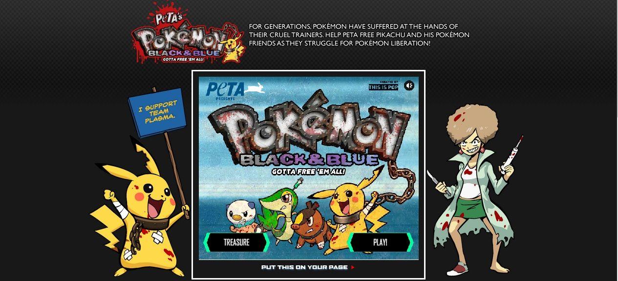 I Pokémon favoriscono la crudeltà nei confronti degli animali