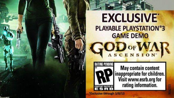 Immagine God of War: Ascension - la demo nel Blu-Ray di Total Recall