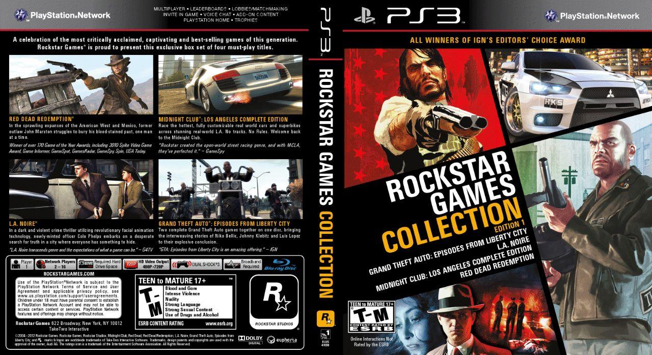 Immagine Rockstar si dà ai bundle
