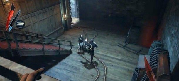 Immagine Dishonored: alle guardie non piacciono le cameriere