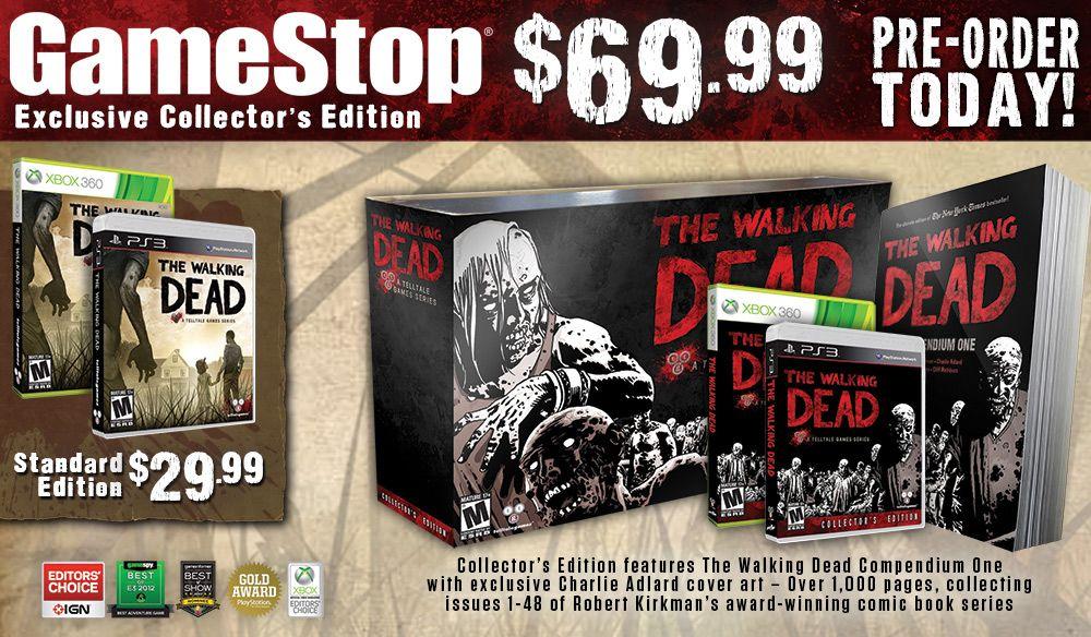 Immagine The Walking Dead anche in versione retail