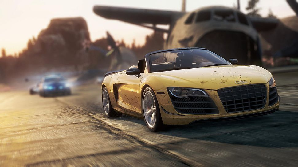 Immagine Need for Speed Most Wanted si prepara al lancio