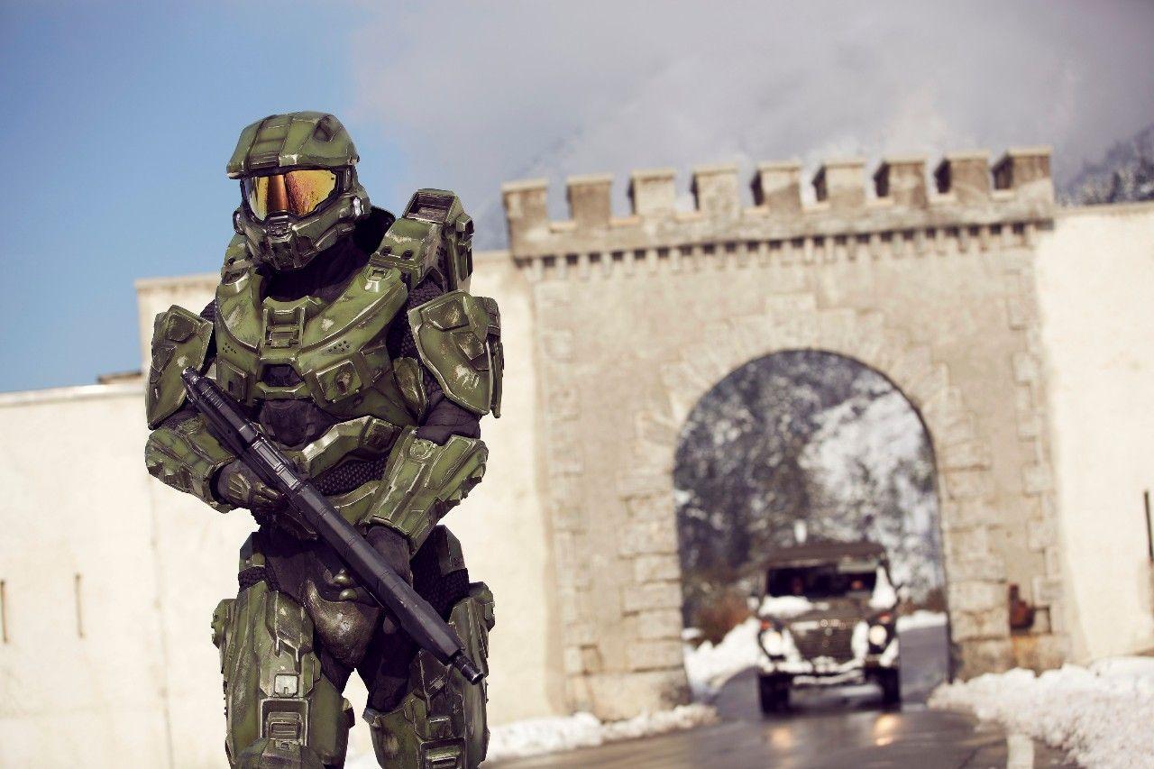 Immagine Il Liechtenstein diventa un enorme teatro per il lancio di Halo 4