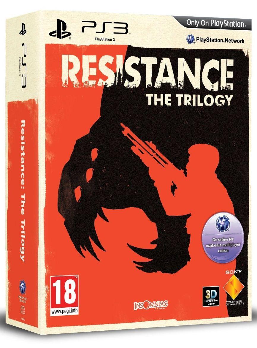 Immagine Annunciata la Resistance Trilogy