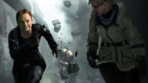 Immagine Resident Evil 6: ve lo aggiusta David Jaffe