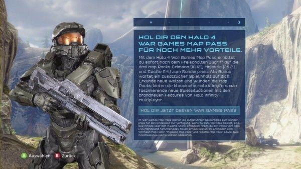 Immagine Rivelata la data di uscita per i prossimi DLC di Halo 4