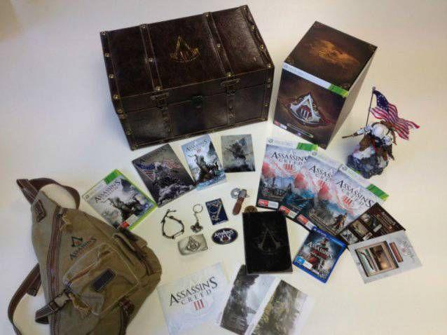 Assassin's Creed 3: Edizione ultra speciale.