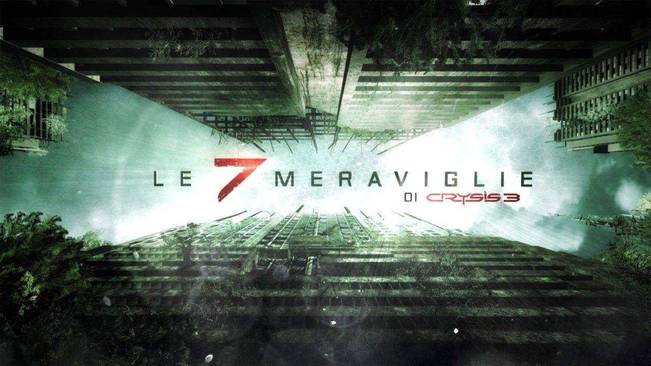 Trailer dal sapore Hollywoodiano per Crysis 3