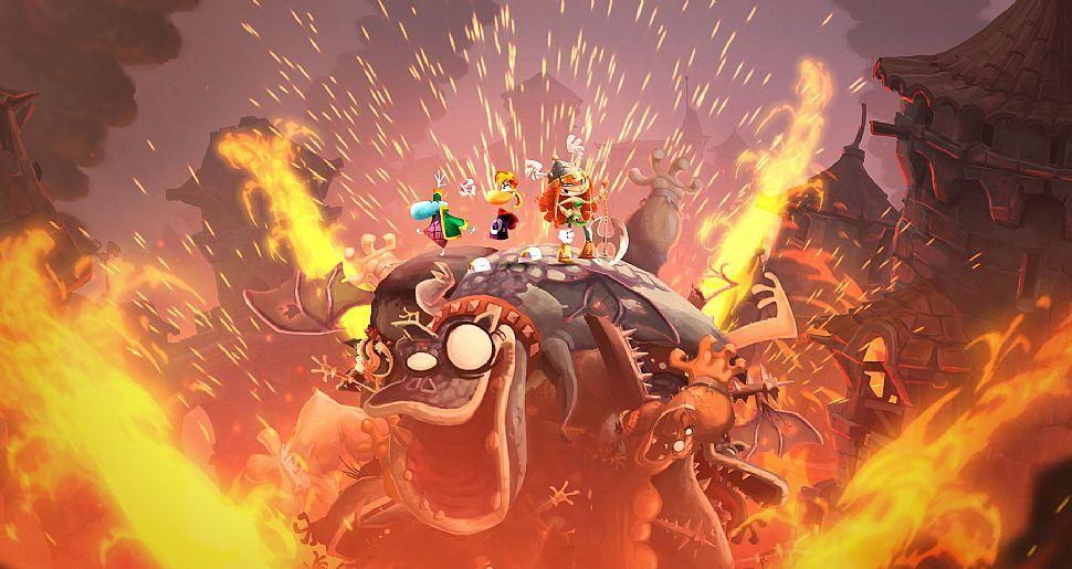 Immagine Gli sviluppatori di Rayman Legends non sono contenti