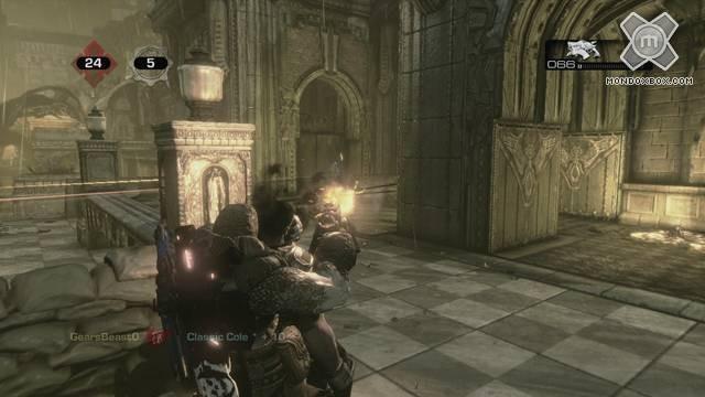Immagine Gears of War 3 modalità guardiano