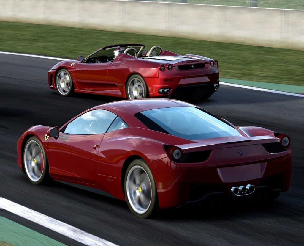 Test Drive Ferrari Racing Legends disponibile su PC
