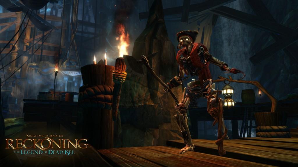 Immagine Un nuovo trailer per l' espansione di Kingdoms of Amalur: Reckoning