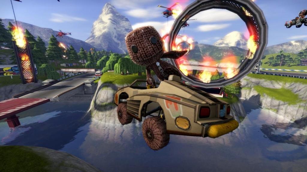 Un trailer per l'annuncio di Little Big Planet Karting
