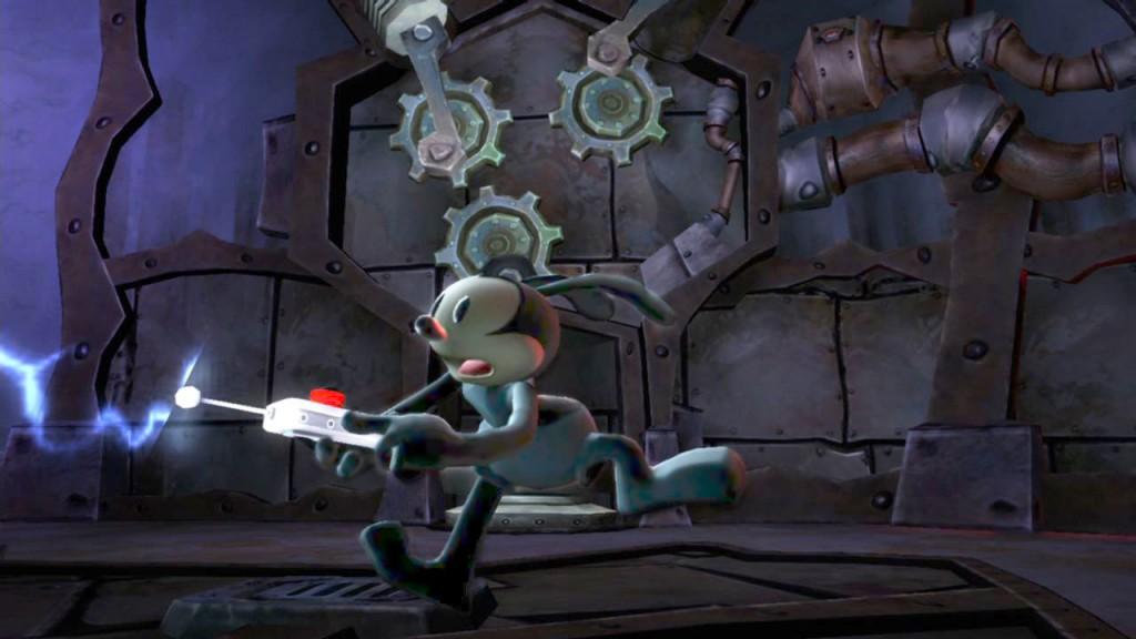Immagine Primo trailer per Epic Mickey 2