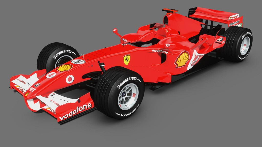 Ecco tutte le auto presenti in Test Drive Ferrari Racing Legends