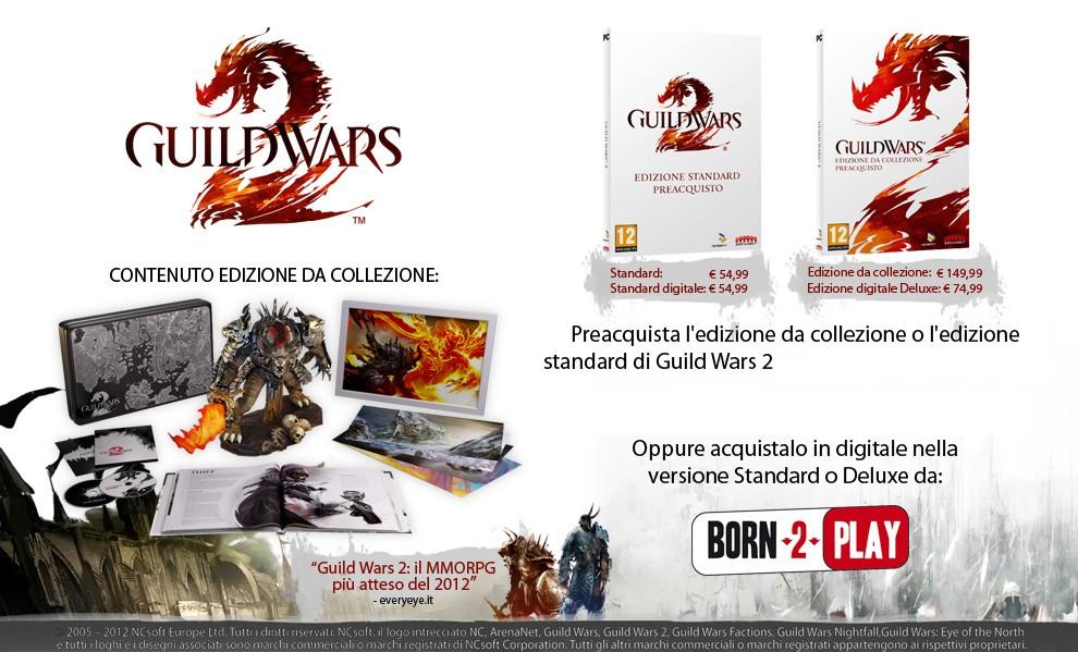 Immagine Partono le prenotazioni di Guild Wars 2