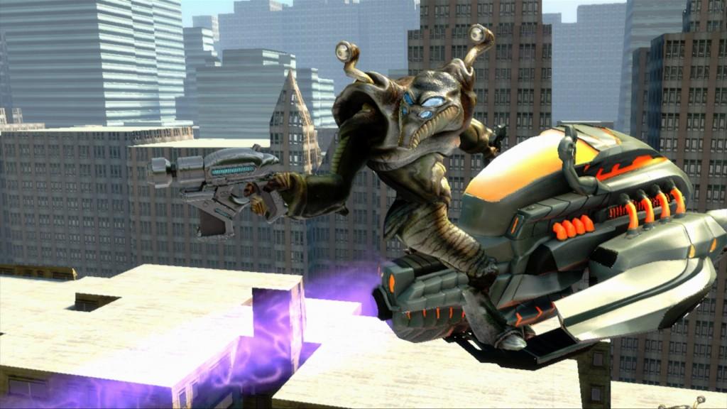 Immagine Men in Black 3 ha il suo videogioco dedicato