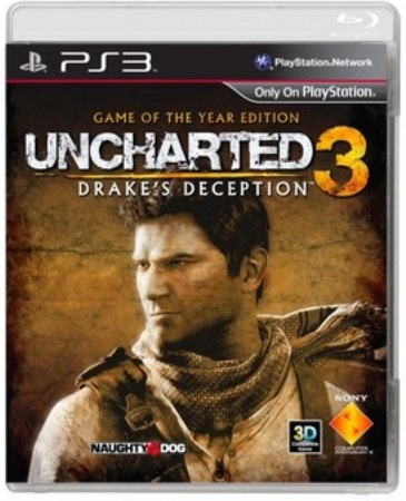 Uncharted 3: annunciata la Game of the Year Edition