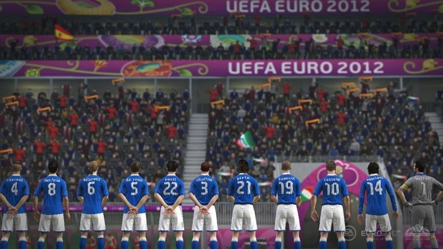Cominciano gli europei di calcio di EA Sports