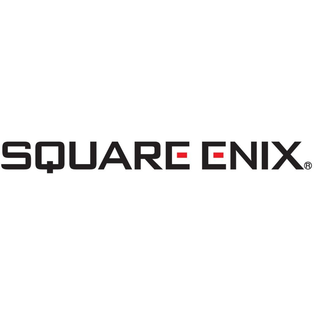 Il logo della famosa software house, che viene ricordata per ottime serie di videogiochi come Final Fantasy e Dragon Quest.