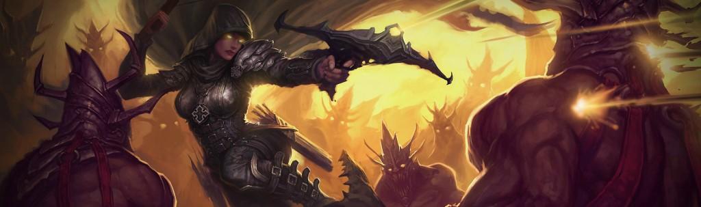 Un video per il Demon Hunter di Diablo III