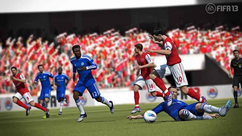 FIFA 13 nei negozi da fine settembre