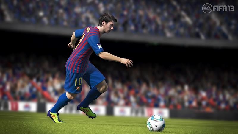 Gamescom: FIFA 13 sul red carpet
