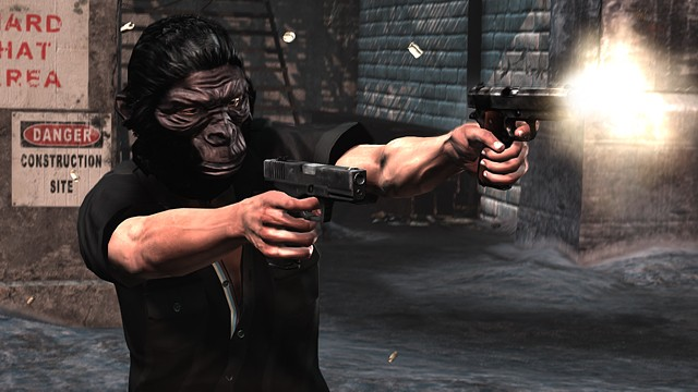 Immagine DLC pacchiano in regalo per il lancio di Max Payne 3