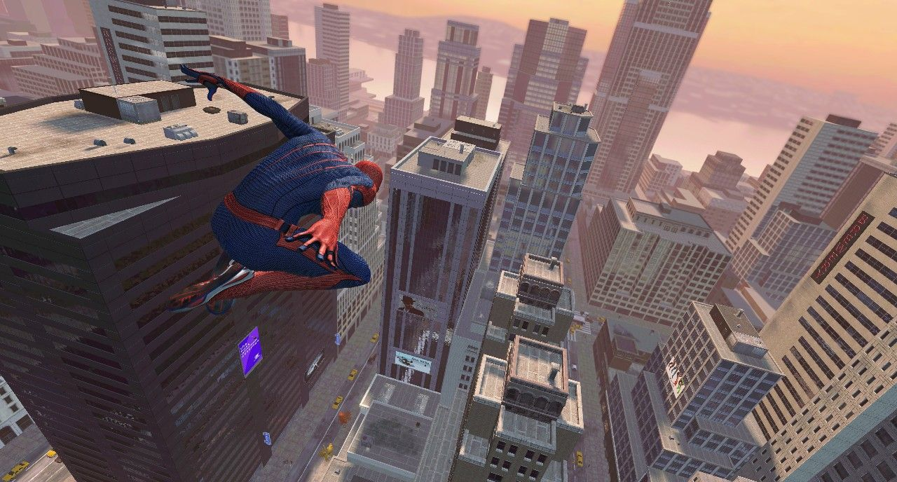Immagine Nuovo video gameplay per The Amazing Spider-Man