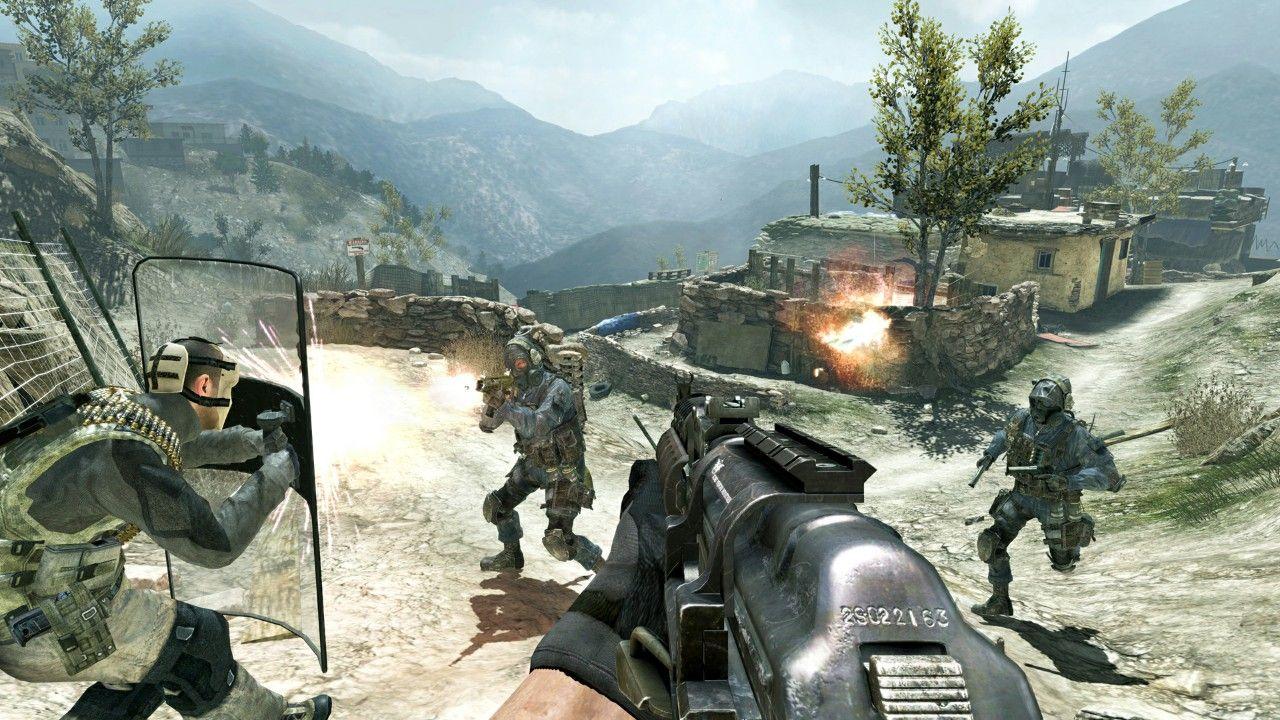 Immagine Call of Duty Modern Warfare 3: nuove mappe e modalità