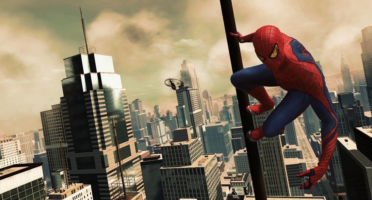 Immagine La modalità Web Rush di  The Amazing Spider-Man