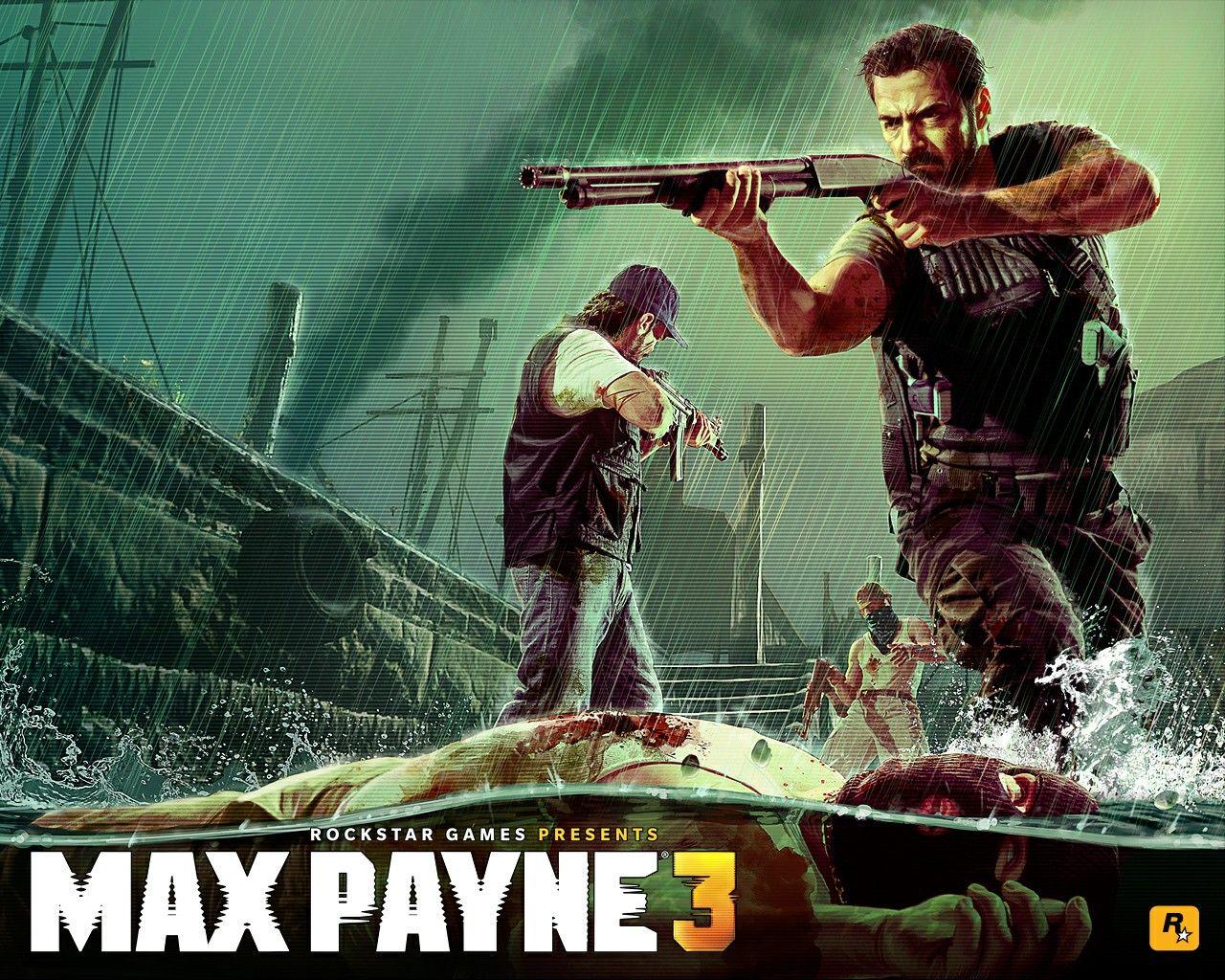 Proiettili, Shootdodge e Bullet Time per Max Payne 3