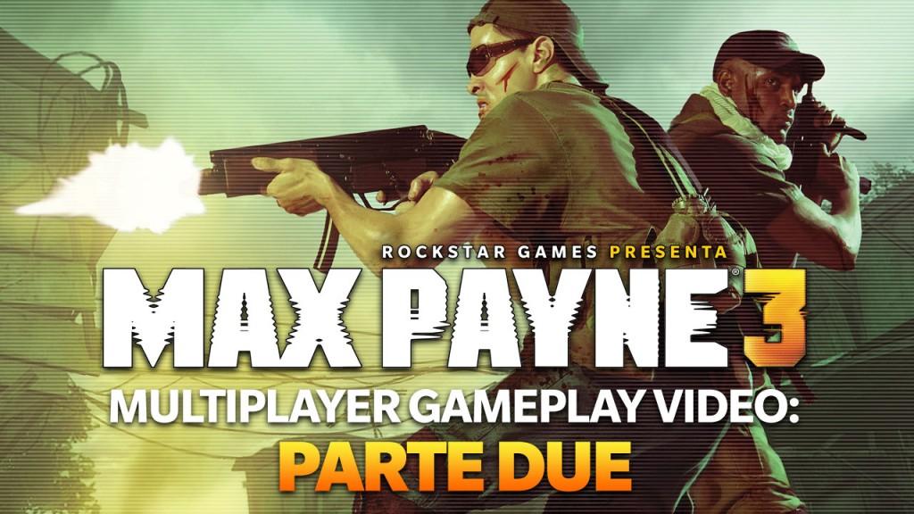 Immagine Secondo trailer multiplayer per Max Payne 3