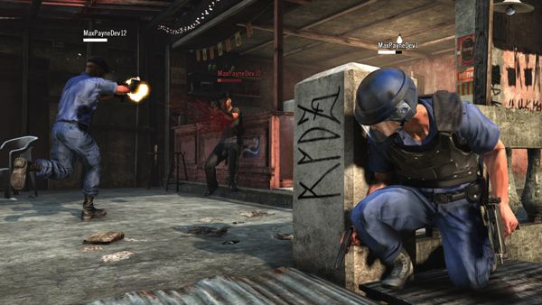 "Immagine Max Payne 3: i cheater in ""isolamento"""