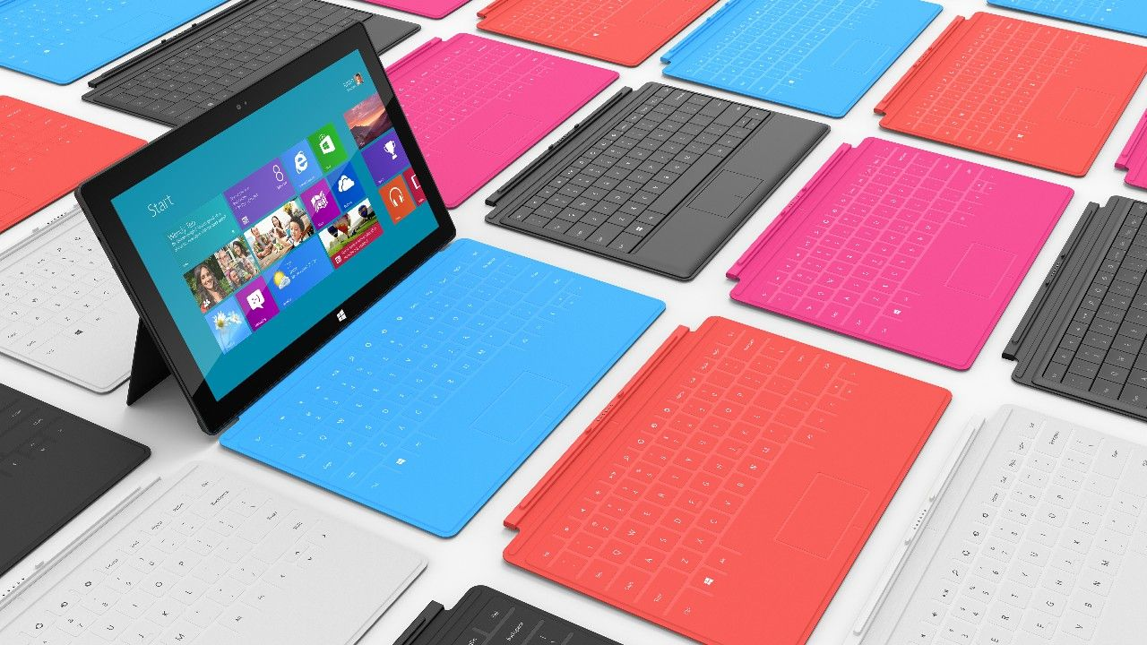 Microsoft Surface: il nuovo tablet Windows 8 di Microsoft