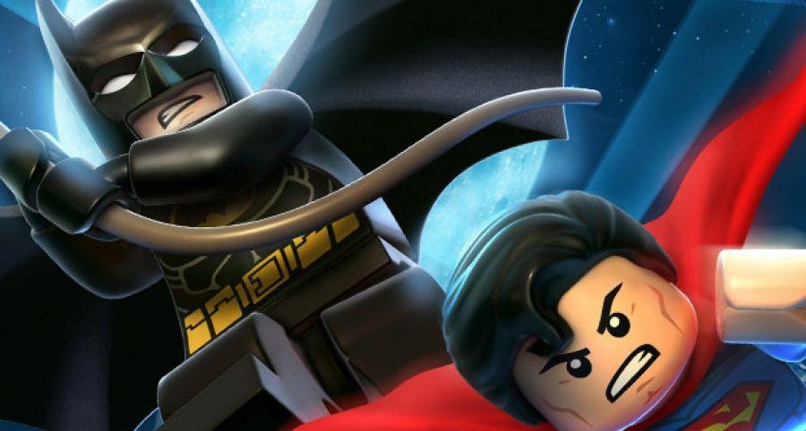LEGO Batman 2: DC Super Heroes in arrivo!