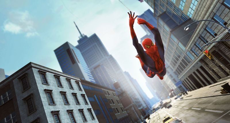 The Amazing Spider-Man arriva nei negozi italiani
