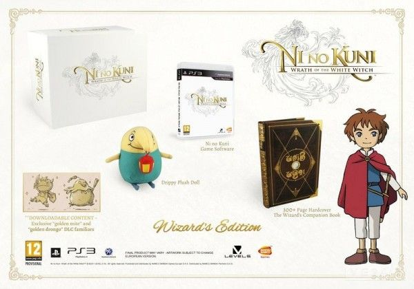 Immagine Annunciata la collector's edition per Ni No Kuni!
