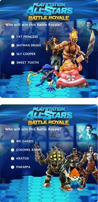 Immagine Confermati nuovi personaggi per PlayStation All Stars: Battle Royale