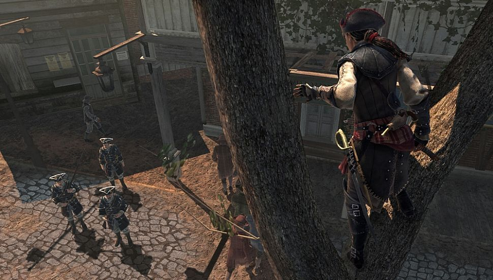 Immagine Assassin's Creed III: Liberation mostrato all'E3