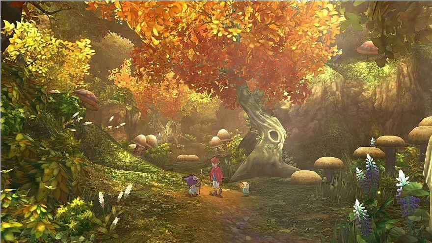 Galleria di immagini dall'E3 per Ni No Kuni - Wrath of the White Witch, titolo sviluppato da Level 5 per PS3. Uscita prevista a Gennaio 2013.
