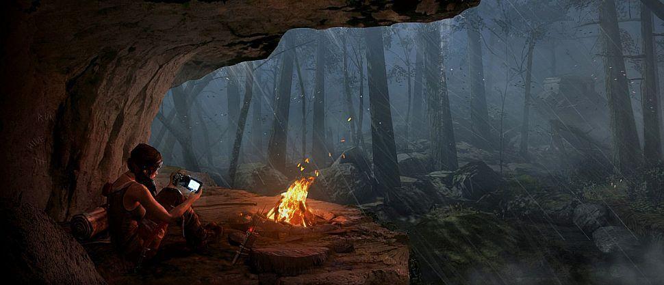 Immagine Lara Croft parla in italiano nel nuovo trailer di Tomb Raider
