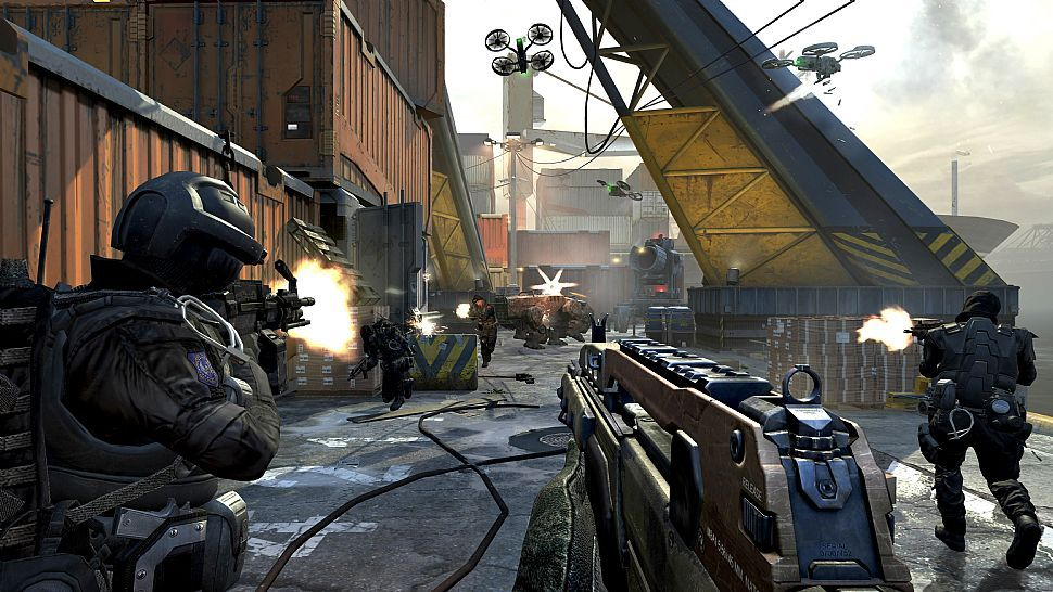 Immagine Call of Duty: Black Ops II incassa un miliardo di dollari in 15 giorni