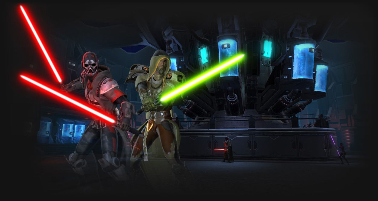 Immagine Star Wars: The Old Republic diventa gratuito