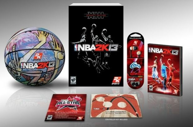 "Immagine NBA 2K13: annunciata in America la ""Dinasty Edition"""
