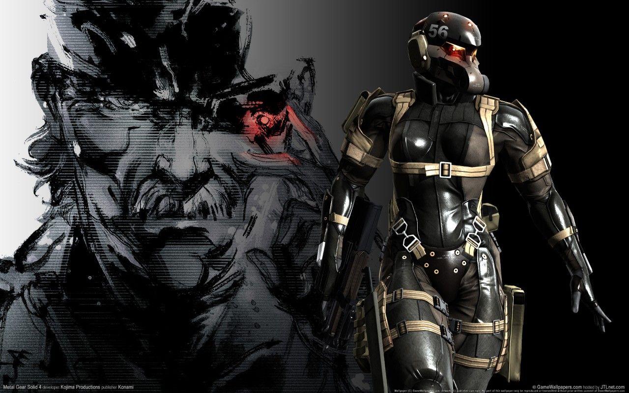Immagine Trofei e versione budget per Metal Gear Solid 4: Guns of the Patriots