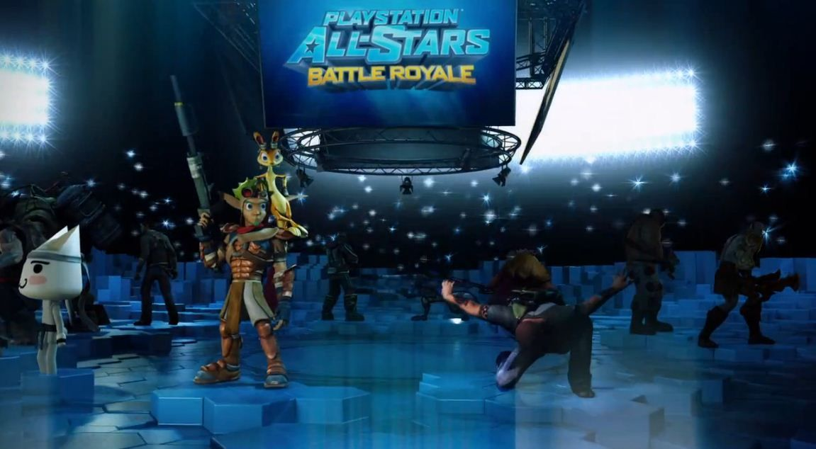 Nuovo video, nuovi personaggi per PS All-Stars: Battle Royale