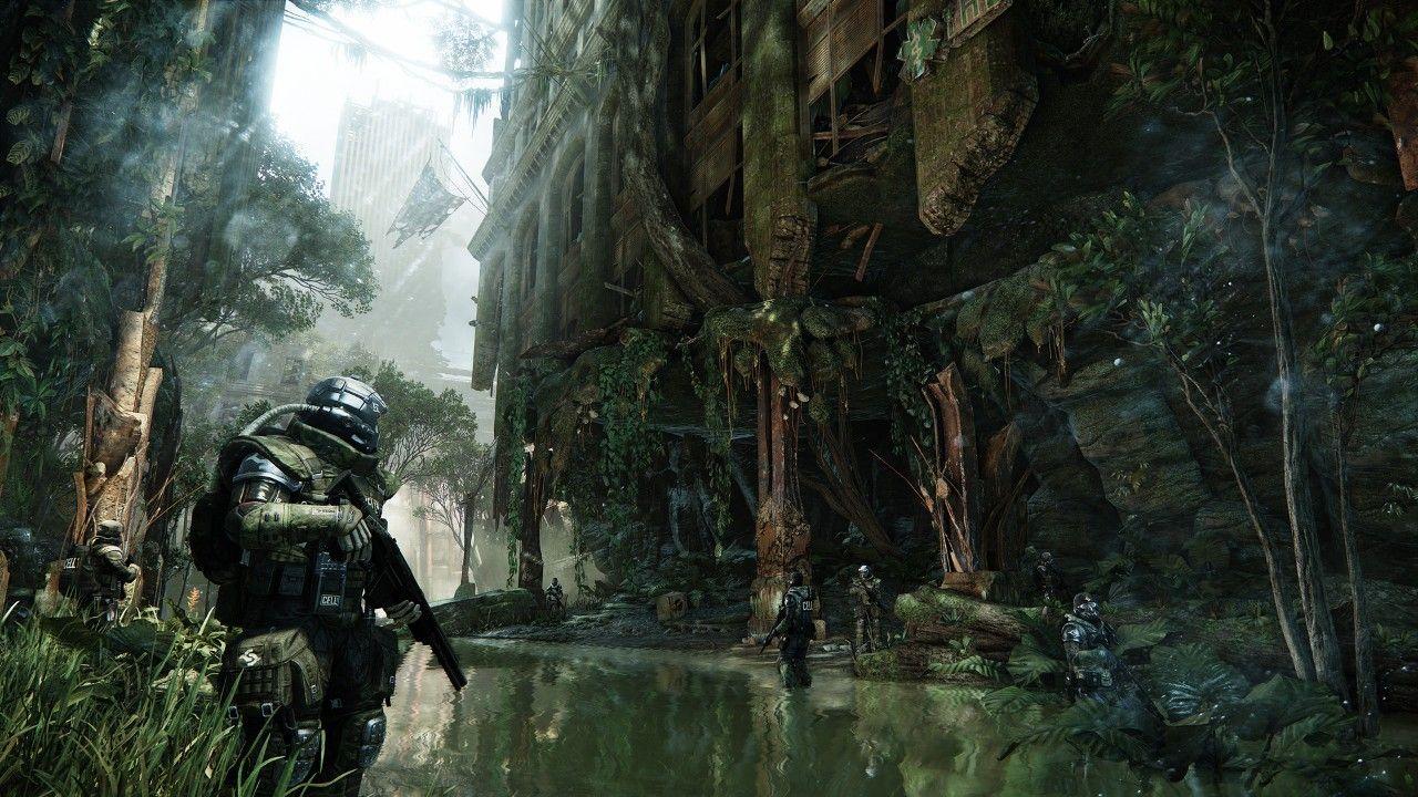 Crysis 3: beta multigiocatore e nuovo video sulla nanotuta